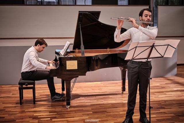 Concerto Della Memoria- Duo Pasquini-Canalicchio