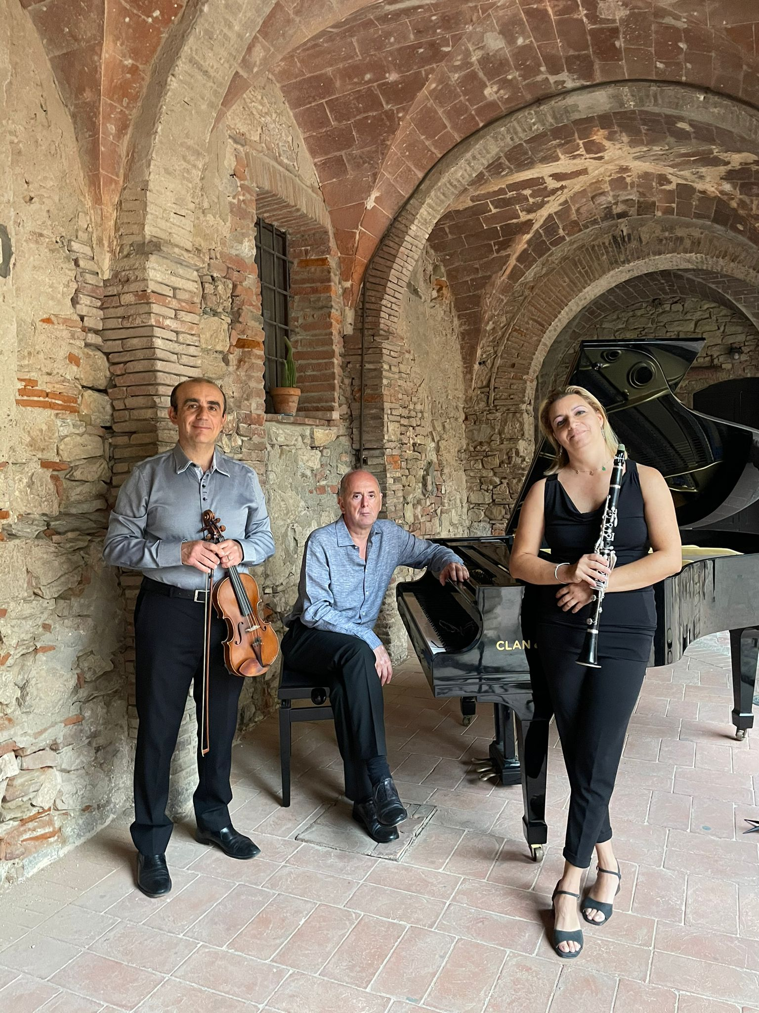 """Trio """"Accademia Amiata Ensemble"""""""